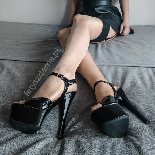 Buty do łóżka